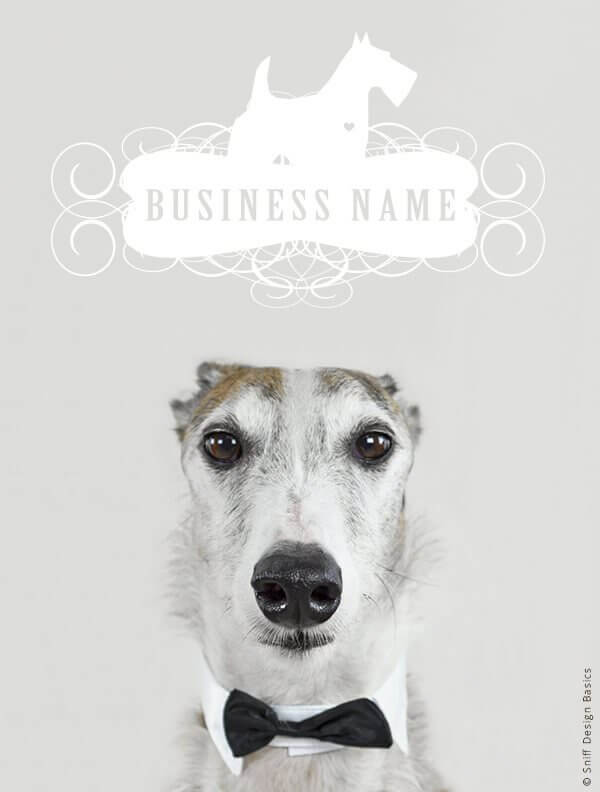 Ready-Made-Pet-Business-Logo-Design-Images-4-Showcase-WhiteOption-Elegant-2A