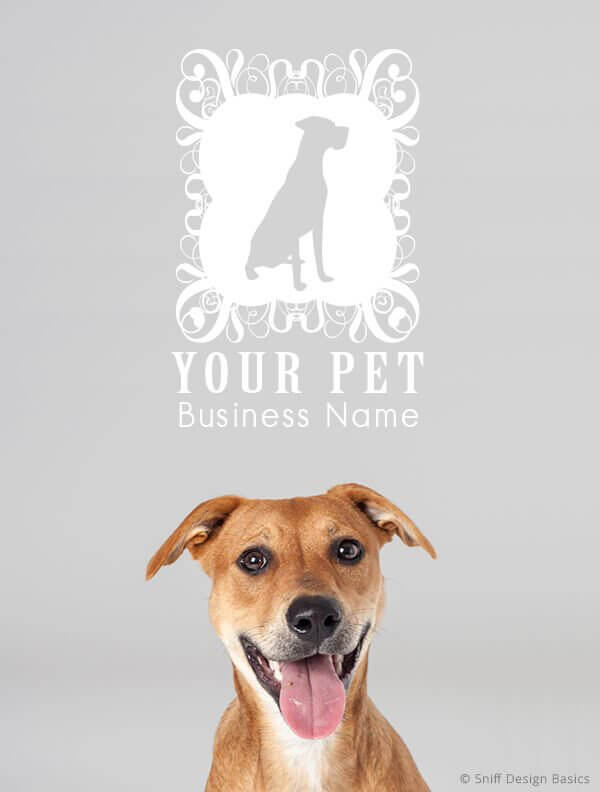 Ready-Made-Pet-Business-Logo-Design-Images-4-Showcase-WhiteOption-Elegant-3