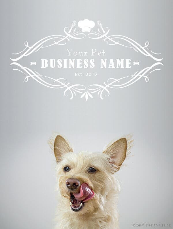Ready-Made-Pet-Business-Logo-Design-Images-4-Showcase-WhiteOption-Elegant-4