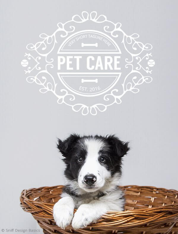 Ready-Made-Pet-Business-Logo-Design-Images-4-Showcase-WhiteOption-Elegant-8