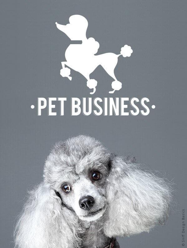 Ready-Made-Pet-Business-Logo-Design-Images-4-Showcase-WhiteOption-Modern-14