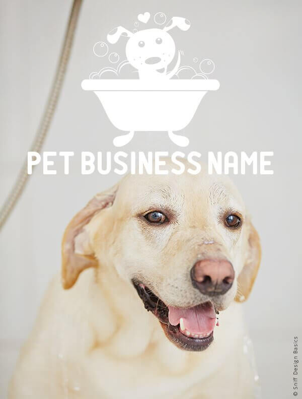 Ready-Made-Pet-Business-Logo-Design-Images-4-Showcase-WhiteOption-Modern-15