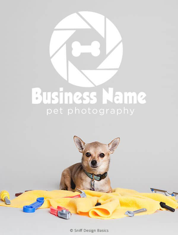 Ready-Made-Pet-Business-Logo-Design-Images-4-Showcase-WhiteOption-Modern-7