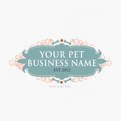 Ready-Made-Pet-Business-Logo-Elegant-Design-1A