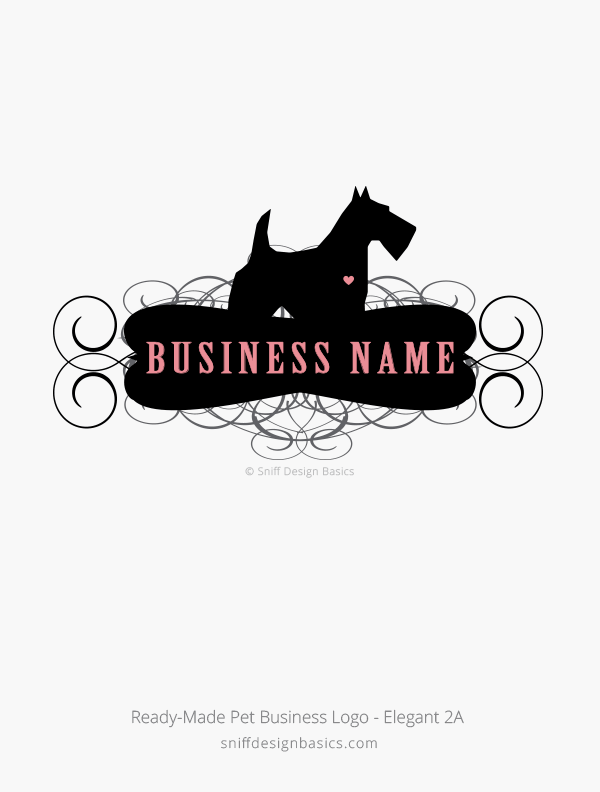 Ready-Made-Pet-Business-Logo-Elegant-Design-2A