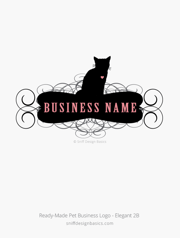 Ready-Made-Pet-Business-Logo-Elegant-Design-2B