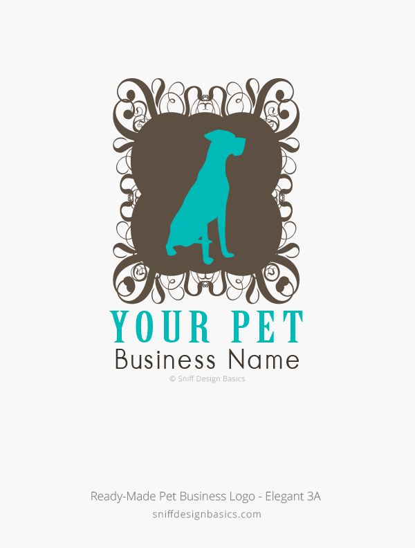 Ready-Made-Pet-Business-Logo-Elegant-Design-3A