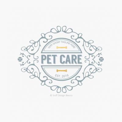 Ready-Made-Pet-Business-Logo-Elegant-Design-8A