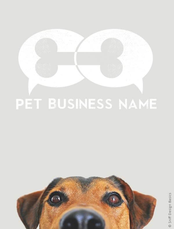 Ready-Made-Pet-Business-Logo-Images-4-Showcase-WhiteOption-Retro10
