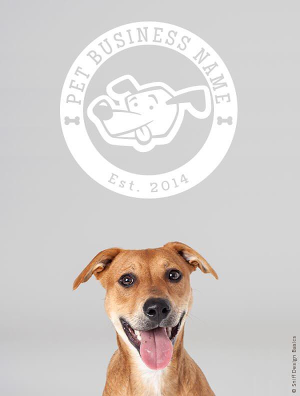 Ready-Made-Pet-Business-Logo-Images-4-Showcase-WhiteOption-Retro15