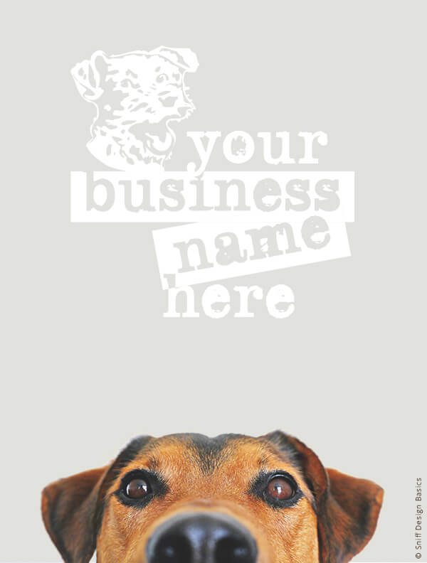 Ready-Made-Pet-Business-Logo-Images-4-Showcase-WhiteOption-Retro2