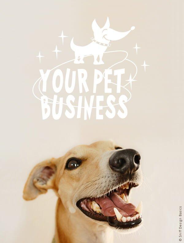 Ready-Made-Pet-Business-Logo-Images-4-Showcase-WhiteOption-Retro8