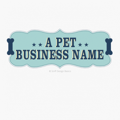 Ready-Made-Pet-Business-Logo-Modern-Design-11A