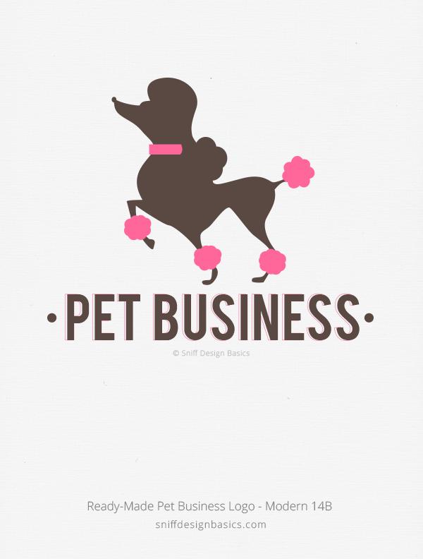 Ready-Made-Pet-Business-Logo-Modern-Design-14B