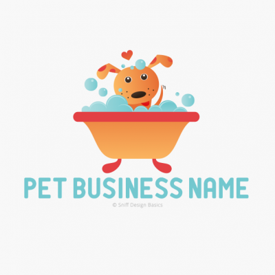 Ready-Made-Pet-Business-Logo-Modern-Design-15A