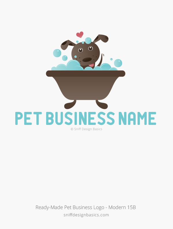 Ready-Made-Pet-Business-Logo-Modern-Design-15B