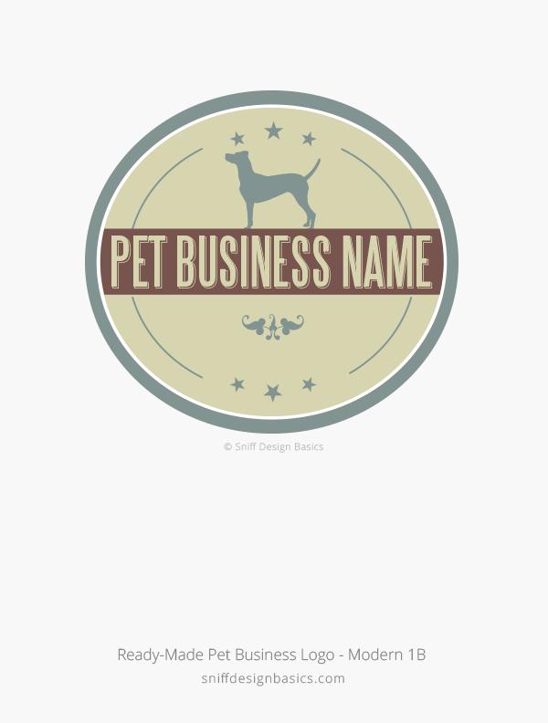 Ready-Made-Pet-Business-Logo-Modern-Design-1B