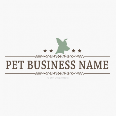 Ready-Made-Pet-Business-Logo-Modern-Design-3A