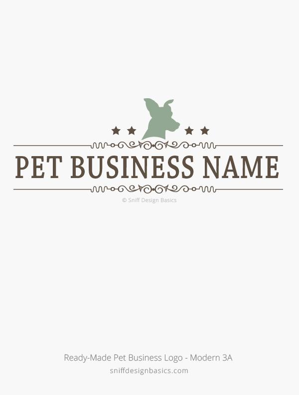 Ready-Made-Pet-Business-Logo-Modern-Design-3A