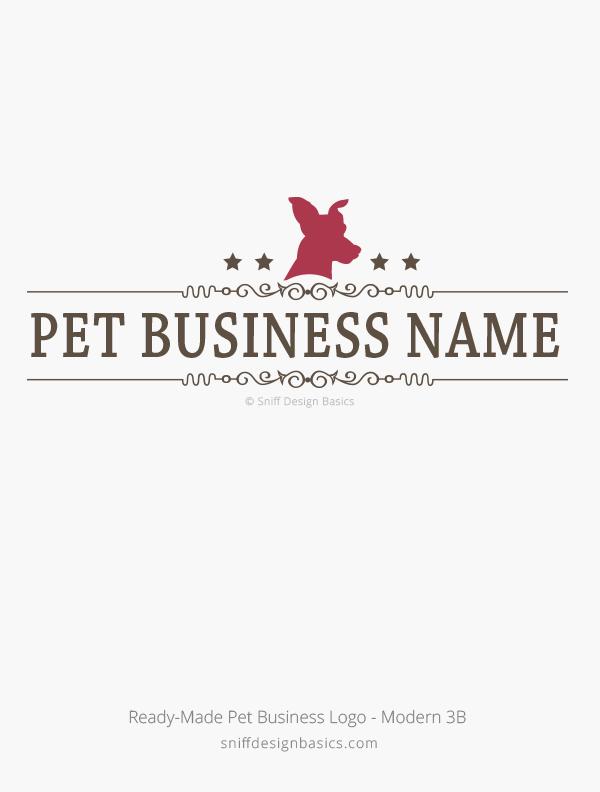 Ready-Made-Pet-Business-Logo-Modern-Design-3B