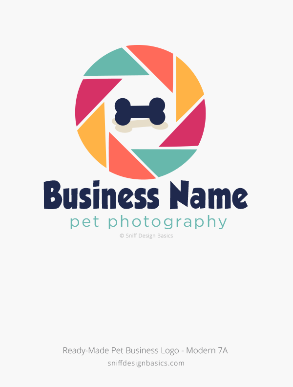 Ready-Made-Pet-Business-Logo-Modern-Design-7A