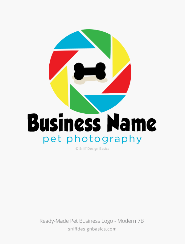 Ready-Made-Pet-Business-Logo-Modern-Design-7B