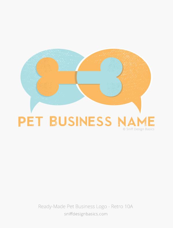Ready-Made-Pet-Business-Logo-Retro-10A