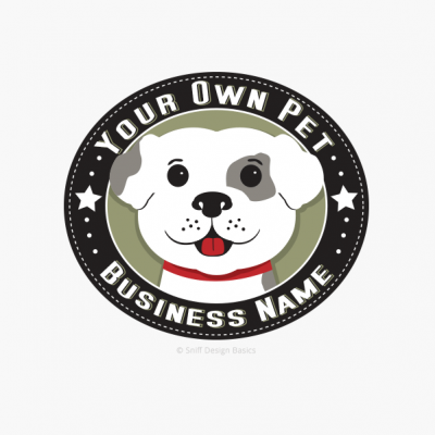 Ready-Made-Pet-Business-Logo-Retro-7A