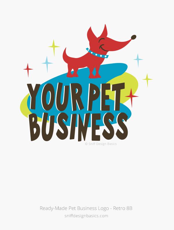 Ready-Made-Pet-Business-Logo-Retro-8B