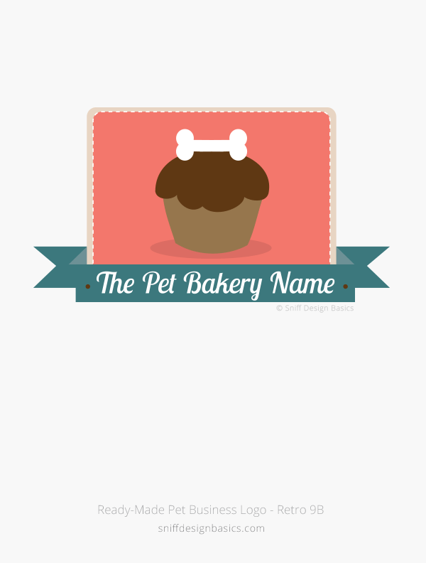 Ready-Made-Pet-Business-Logo-Retro-9B