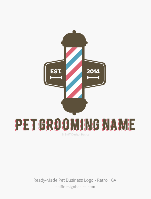 Ready-Made-Pet-Business-Logo-Retro-Design-16A