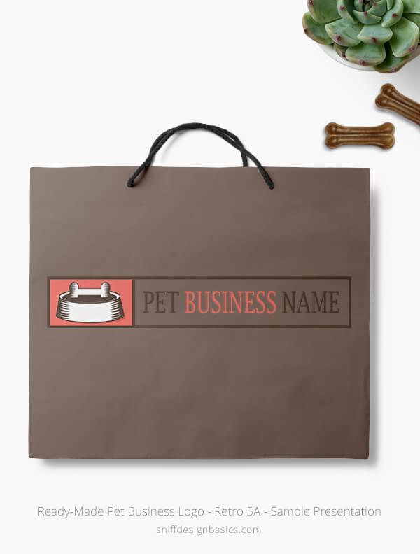 Ready-Made-Pet-Business-Logo-Showcae-Bakery-Apron-Retro5A