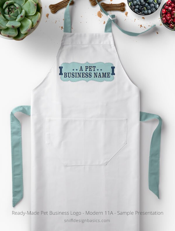 Ready-Made-Pet-Business-Logo-Showcae-Bakery-Food-Apron-Modern-11A