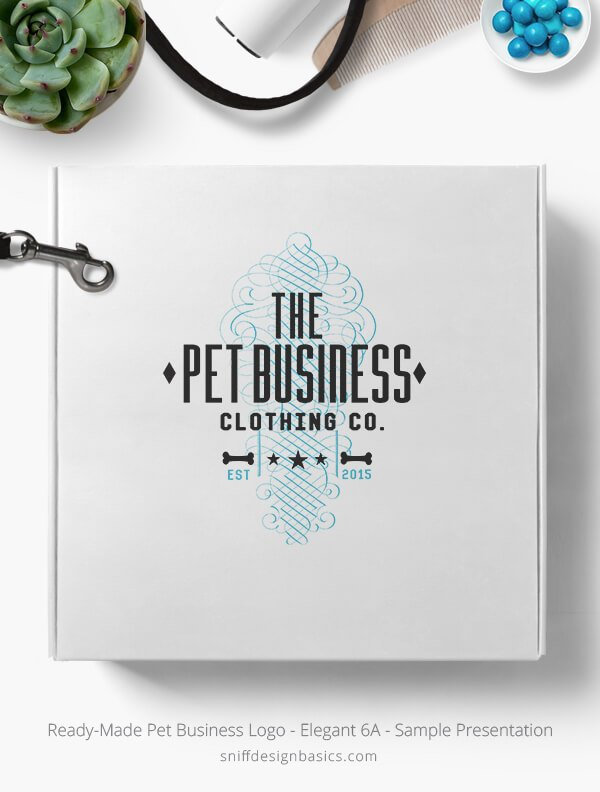 Ready-Made-Pet-Business-Logo-Showcae-Box-Elegant-6A