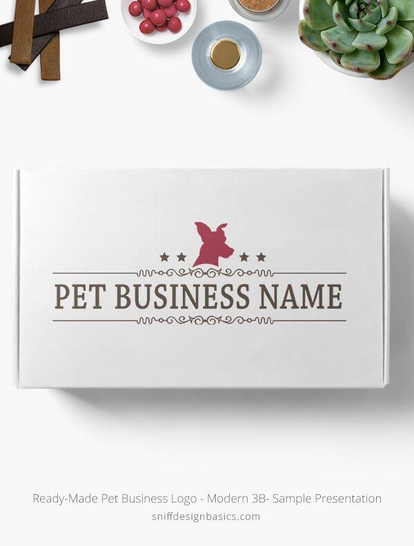 Ready-Made-Pet-Business-Logo-Showcae-Box-Modern-3B