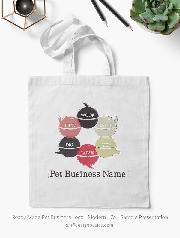 Ready-Made-Pet-Business-Logo-Showcae-Canvas-Bags-Modern-17A