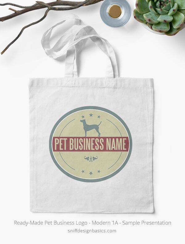 Ready-Made-Pet-Business-Logo-Showcae-Canvas-Bags-Modern-1A