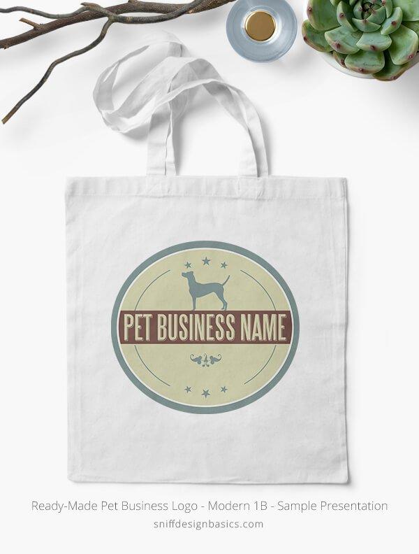 Ready-Made-Pet-Business-Logo-Showcae-Canvas-Bags-Modern-1B