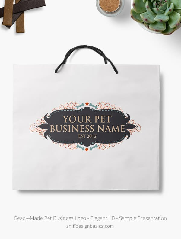 Ready-Made-Pet-Business-Logo-Showcae-Retail-Bag-Elegant1B