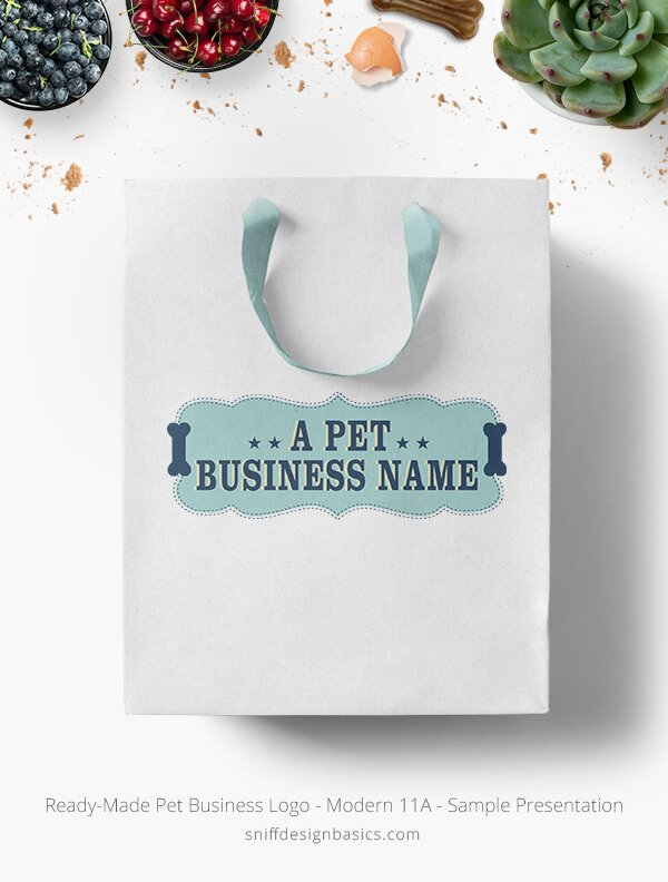 Ready-Made-Pet-Business-Logo-Showcae-Retail-Bag-Modern-11A