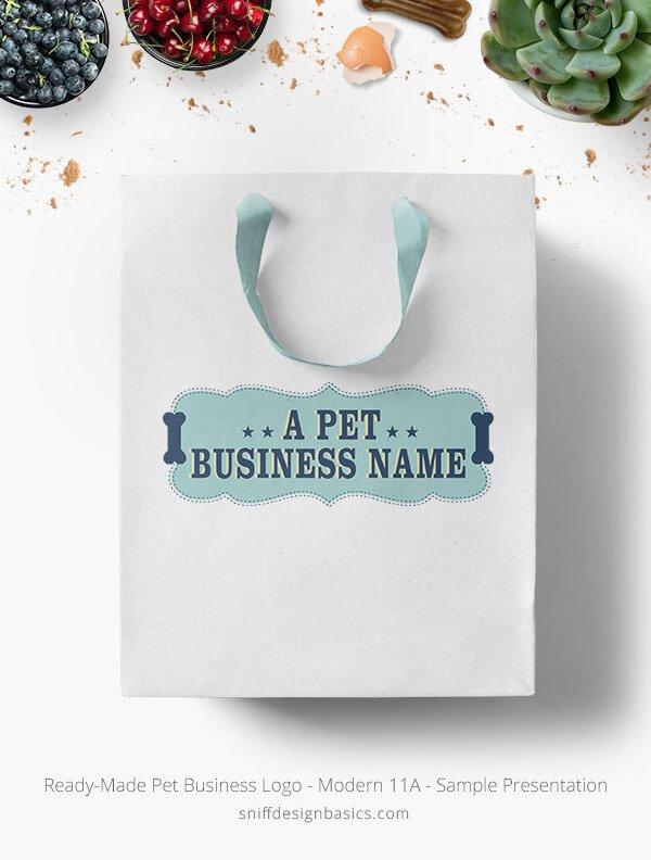 Ready-Made-Pet-Business-Logo-Showcae-Retail-Bag-Modern-11A