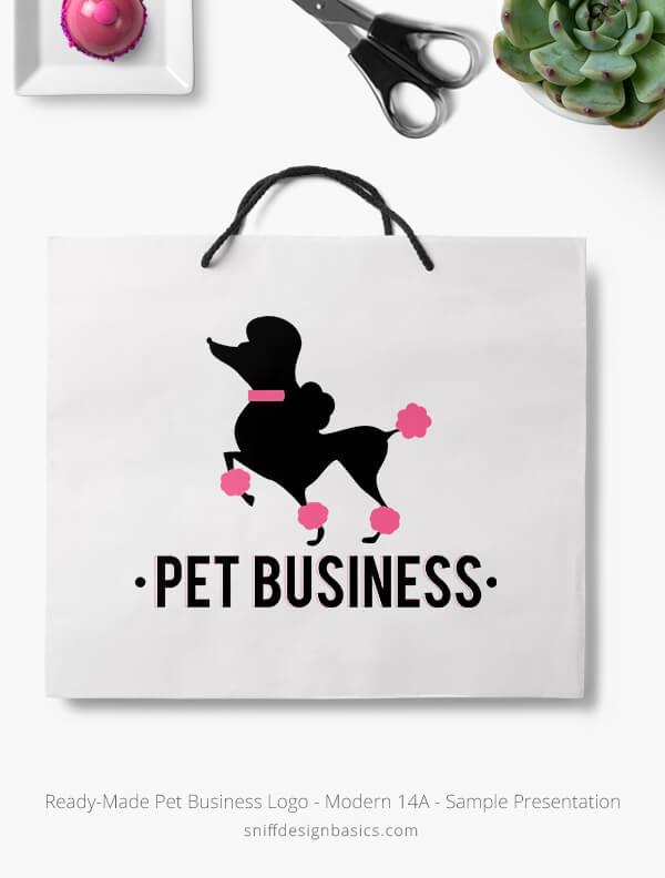 Ready-Made-Pet-Business-Logo-Showcae-Retail-Bag-Modern-14A