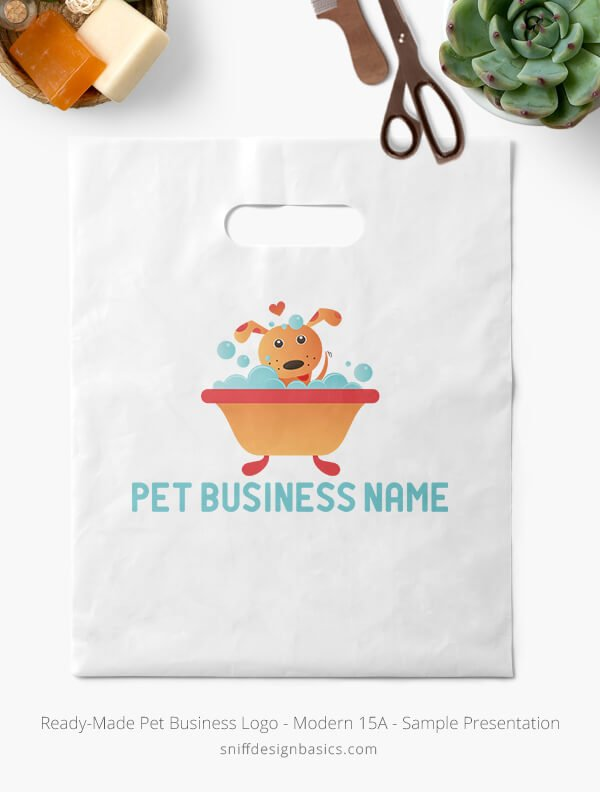 Ready-Made-Pet-Business-Logo-Showcae-Retail-Bag-Modern-15A