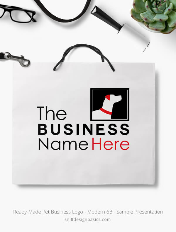 Ready-Made-Pet-Business-Logo-Showcae-Retail-Bag-Modern-6B