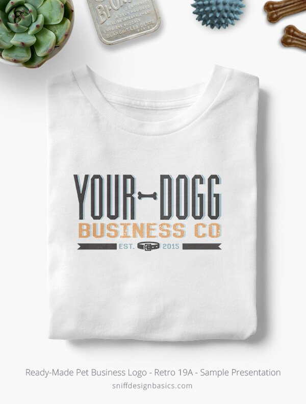 Ready-Made-Pet-Business-Logo-Showcae-T-Shirt-Retro19A