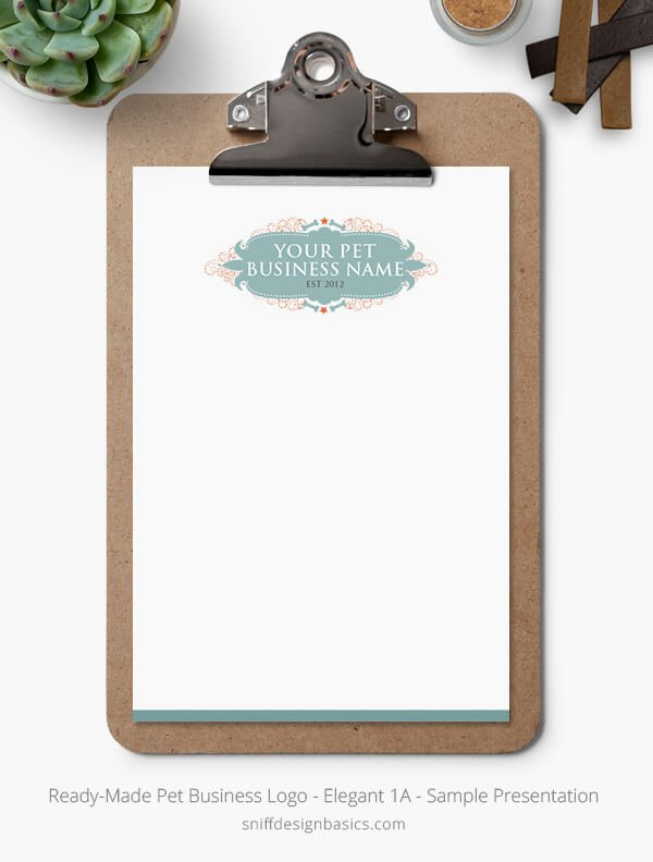 Ready-Made-Pet-Business-Logo-Showcase-Stationery-Set-Elegant1A
