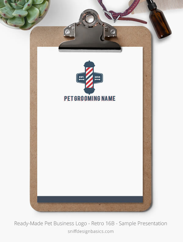 Ready-Made-Pet-Business-Logo-Showcase-StationerySet-Retro16B
