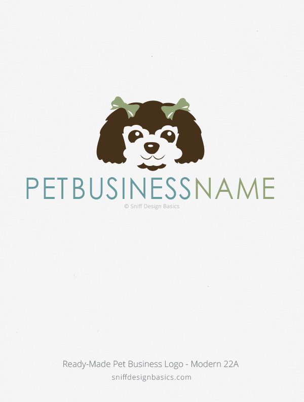 Ready-Made-Pet-Business-Logo-Modern-Design-22A