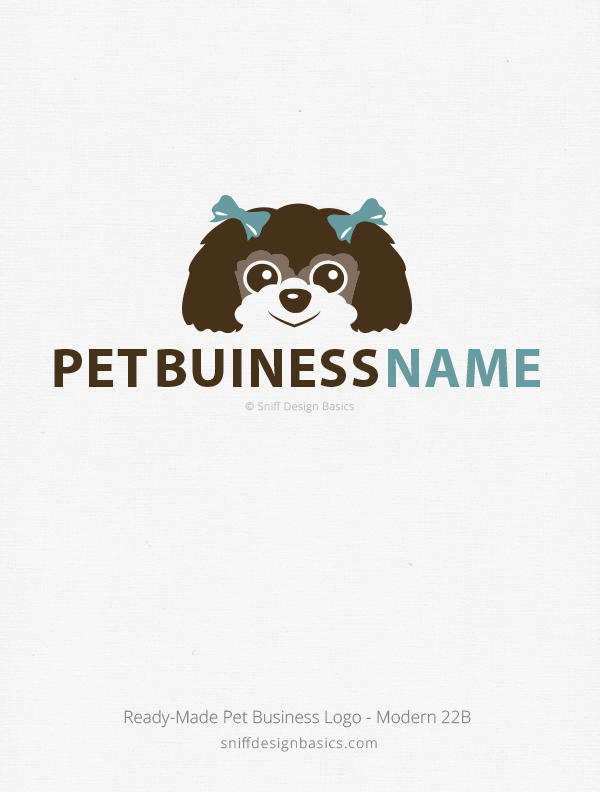 Ready-Made-Pet-Business-Logo-Modern-Design-22B