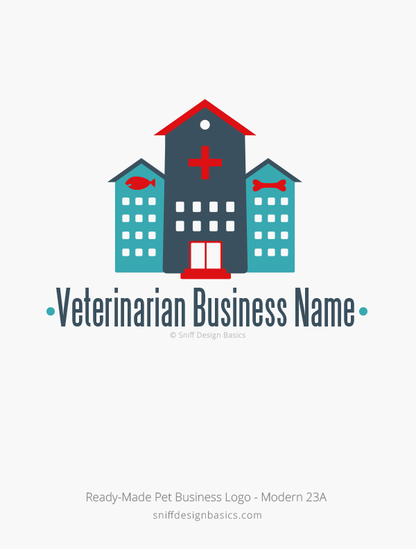 Ready-Made-Pet-Business-Logo-Modern-Design-23A